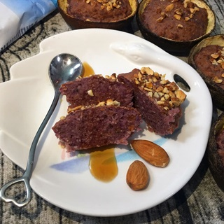 Cách làm Muffin Yến Mạch Khoai Lang bổ dưỡng cho buổi sáng