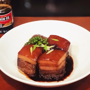 Thịt heo kho Đông Pha