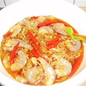 Mắm tôm chua cay Huế