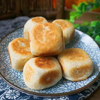 Cách làm Bánh Khoai Tím nhân sữa tươi chiên giòn béo bùi