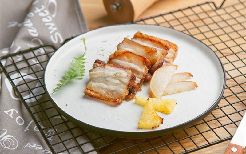 Cách làm Thịt Ba Chỉ Nướng Ngũ Vị đậm đà giòn tan hấp dẫn