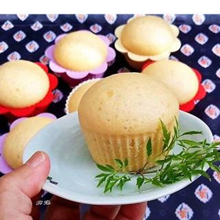 Cách làm Bánh Cupcake Phô Mai Bơ xốp mềm béo ngậy tại nhà