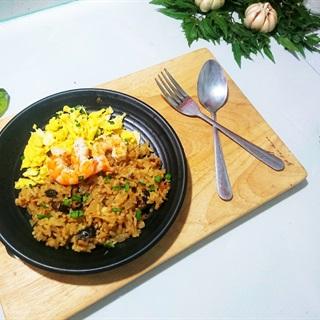 Cách làm Risotto Nấm Đông Cô Tôm kiểu Ý hấp dẫn tại nhà