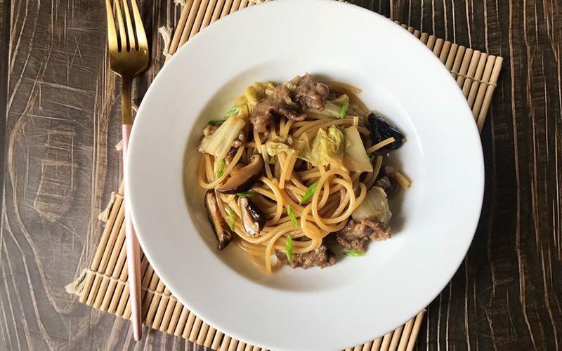 Cách làm Mì Spaghetti Kiểu Nhật thơm ngon đơn giản tại nhà
