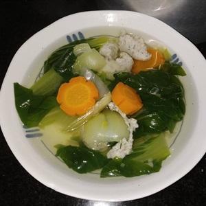 Canh cải thìa