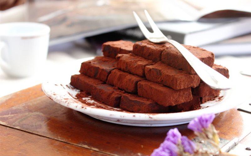 Cách làm Nama Chocolate Cho Valentine cực đơn giản tại nhà