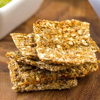 Cách làm Snack Bông Cải nướng giòn giảm cân đơn giản
