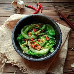 Salad xà lách giảm cân