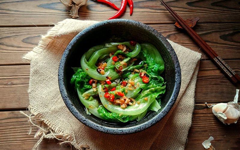 Cách làm Salad Xà Lách Giảm Cân đơn giản ngay tại nhà