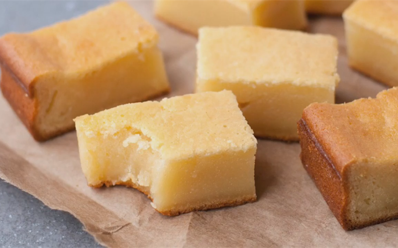 Cách làm Bánh Mochi Mật Ong Nướng ngọt lịm dẻo mềm