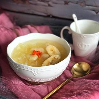 Cách nấu Chè Củ Năng Chuối Và Nấm Tuyết thơm ngon tại nhà