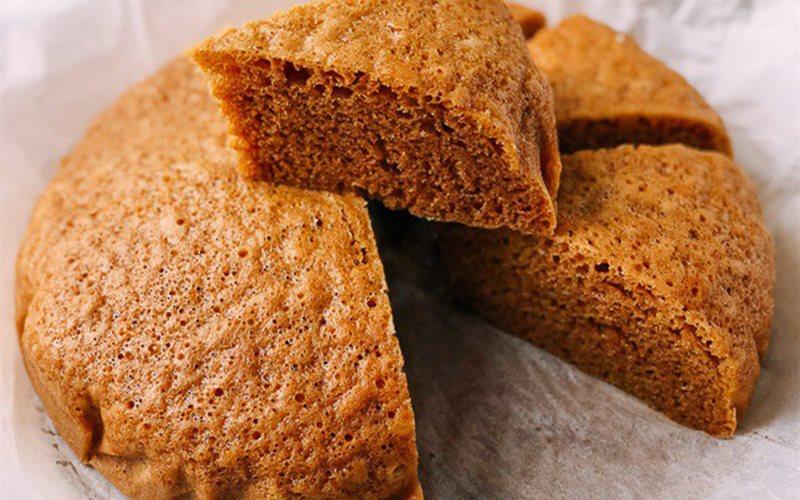 Cách làm Bánh Bông Lan Hấp kiểu Mã Lai xốp mềm thơm ngon