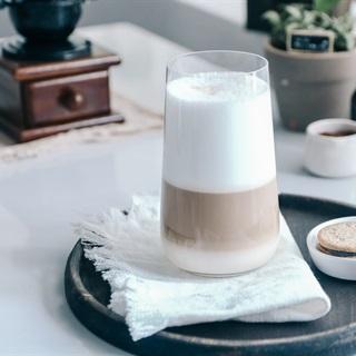 Cách pha Latte Macchiato - Cà Phê Sữa Tươi Nóng phù hợp cho mọi lứa tuổi