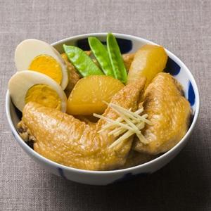 Cánh gà kho Hokkaido-  Chicken wing stew