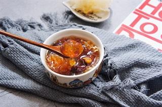 Những món ăn NGON và BỔ DƯỠNG với TÁO ĐỎ