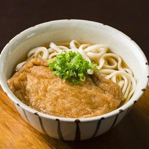 Mì Udon đậu hũ chiên Hokkaido - Hokkaido Kitsune udon