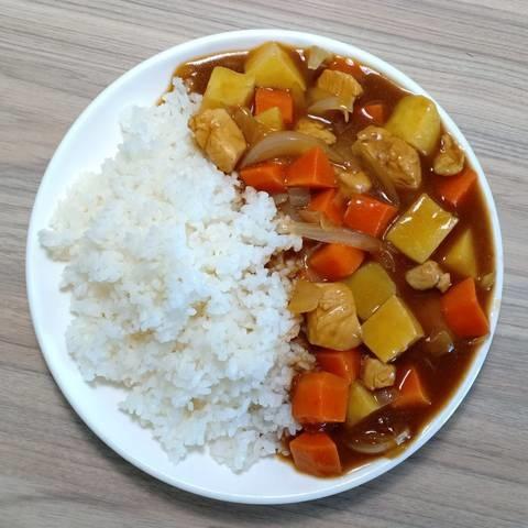 Cách làm Cơm Cà Ri Gà Kiểu Nhật Bản ngon chuẩn vị | Cooky.vn