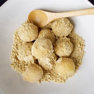 Cách làm Bánh Gạo Phủ Bột Đậu Nành dẻo dai mềm ngon