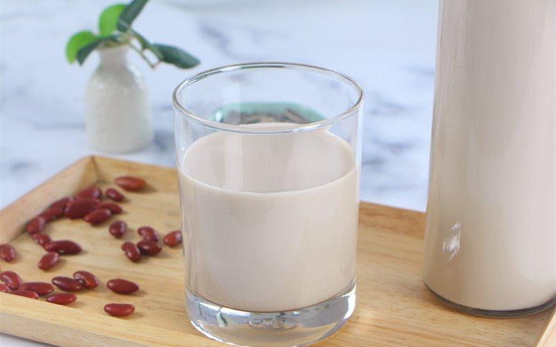 Cách nấu Sữa Đậu Đỏ Tây Hướng Dương thơm ngon bổ dưỡng tại nhà