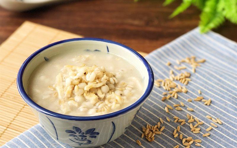 Cách nấu Cháo Gà Yến Mạch Và Bo Bo giúp giảm cân hiệu quả