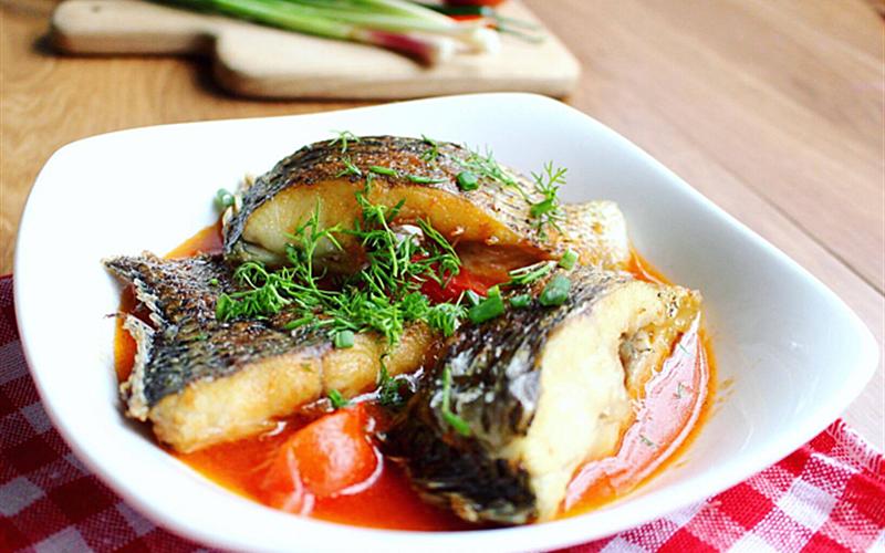 Cách làm Cá Rô Phi Sốt Cà Chua béo ngậy đậm đà hương vị