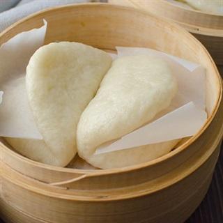 Cách làm Vỏ Bánh Bao Kẹp kiểu Đài Loan chi tiết và đơn giản