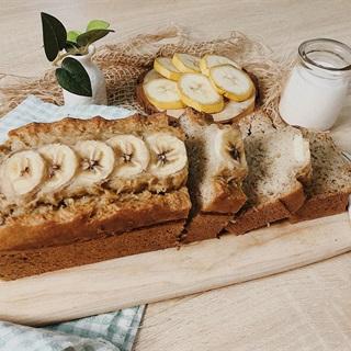 Cách làm Bánh Gato Chuối xốp mềm thơm ngon tuyệt vời
