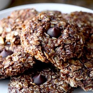 Bánh cookies chuối yến mạch