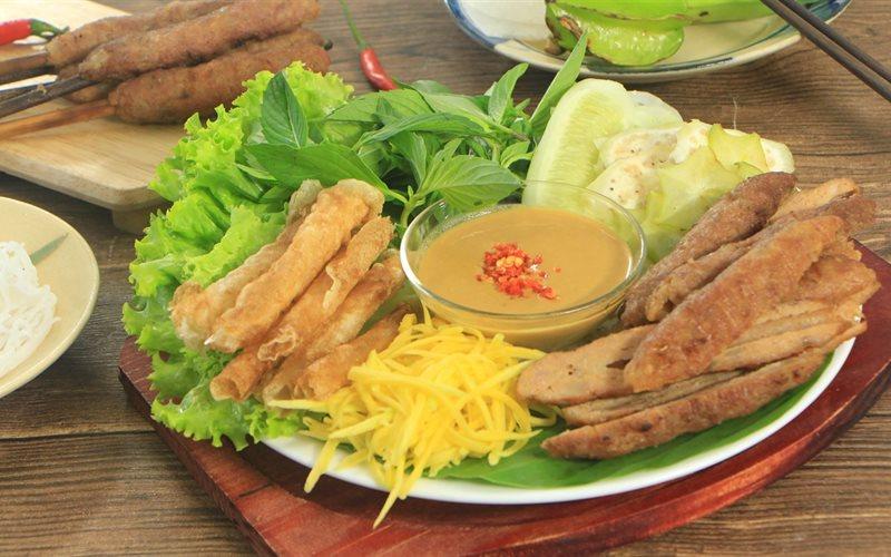 Cách làm Nem Nướng Nha Trang đơn giản, thơm ngon chuẩn vị