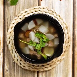 Cách nấu Canh Củ Cải Thăn Bò thơm ngọt, hấp dẫn tại nhà