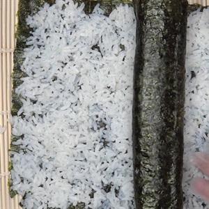Sushi hoa anh đào - Sakura sushi