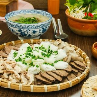 Cách Làm Bánh Hỏi Lòng Heo Đặc Sản Phú Yên