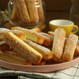 Cách làm Bánh Sampanh tuổi thơ, thơm ngon chuẩn vị