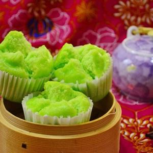 Bánh muffin trà xanh