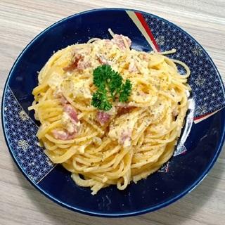 Cách làm Mì Ý Sốt Kem - Phô Mai thơm ngon cho bữa sáng