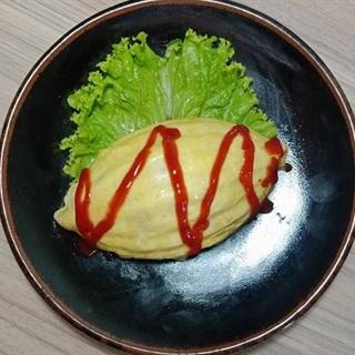 Cách làm Omurice - Cơm Bọc Trứng Nhật Bản đơn giản tại nhà