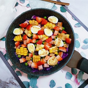 Salad ngũ sắc