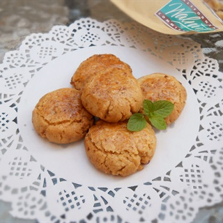 Cách làm Bánh Quy Hạt Óc Chó thơm ngon bổ dưỡng cho cả nhà
