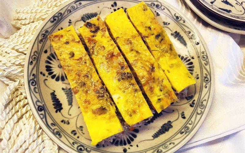 Cách làm Chả Cơm Tấm Nướng đơn giản, màu vàng óng đẹp mắt