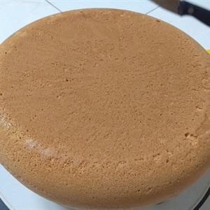 Bánh bông lan nướng bằng nồi cơm