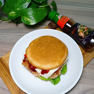 Cách Làm Hamburger Bằng Bánh Rán Ngon Lạ Miệng
