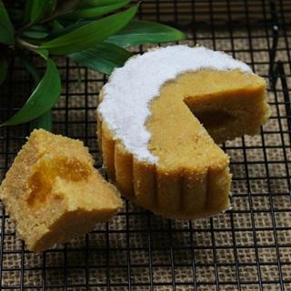Bánh trung thu cookies nhân táo