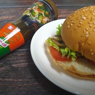 Cách Làm Burger Nấm Đùi Gà Tiện Lợi, Nhanh Gọn
