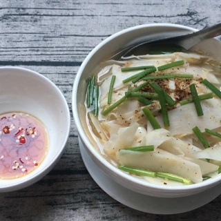Cách Làm Canh Tôm Khô Măng Chua Cho Bữa Cơm Nhà