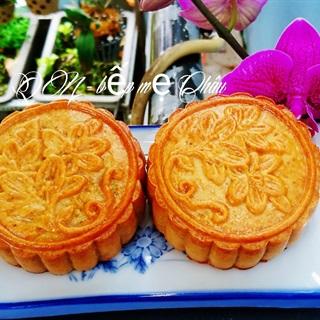 Bánh nướng nhân cốm dừa