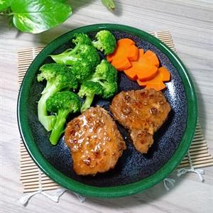 Bít tết cá ngừ - Tuna Steak (Japanese style)