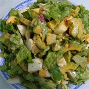 Salad quả bơ