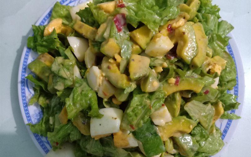 Cách Làm Salad Quả Bơ Thơm Ngon Hấp Dẫn Tại Nhà
