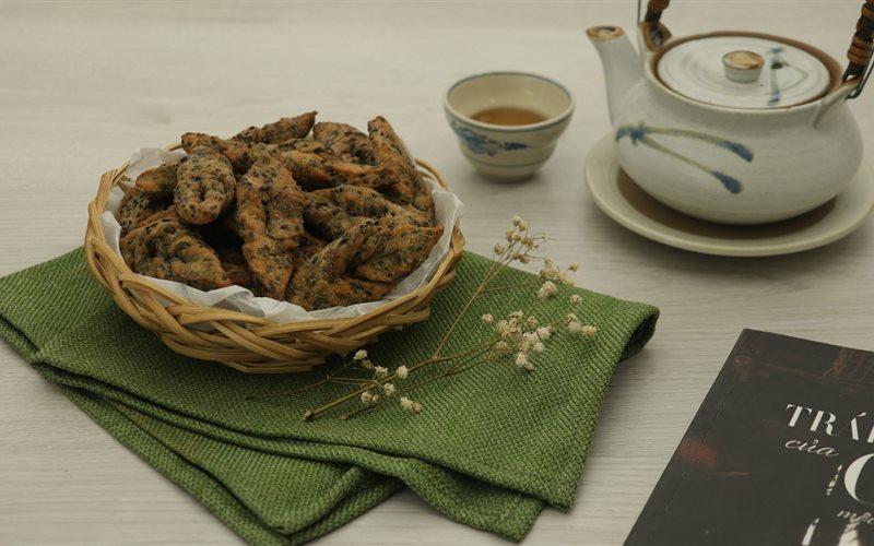 Cách Làm Bánh Xảo Quả Giòn Giòn, Ngon Khó Cưỡng