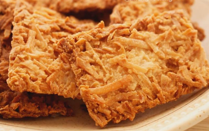 Cách Làm Bánh Dừa Nướng Quảng Nam Giòn Rụm Tại Nhà